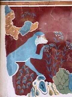 Knossos Crete 1998